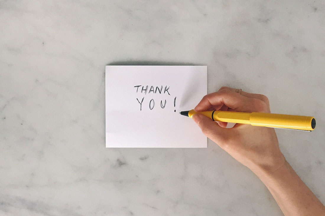 3 Ways to Use Gratitude to Break Out of a Slump