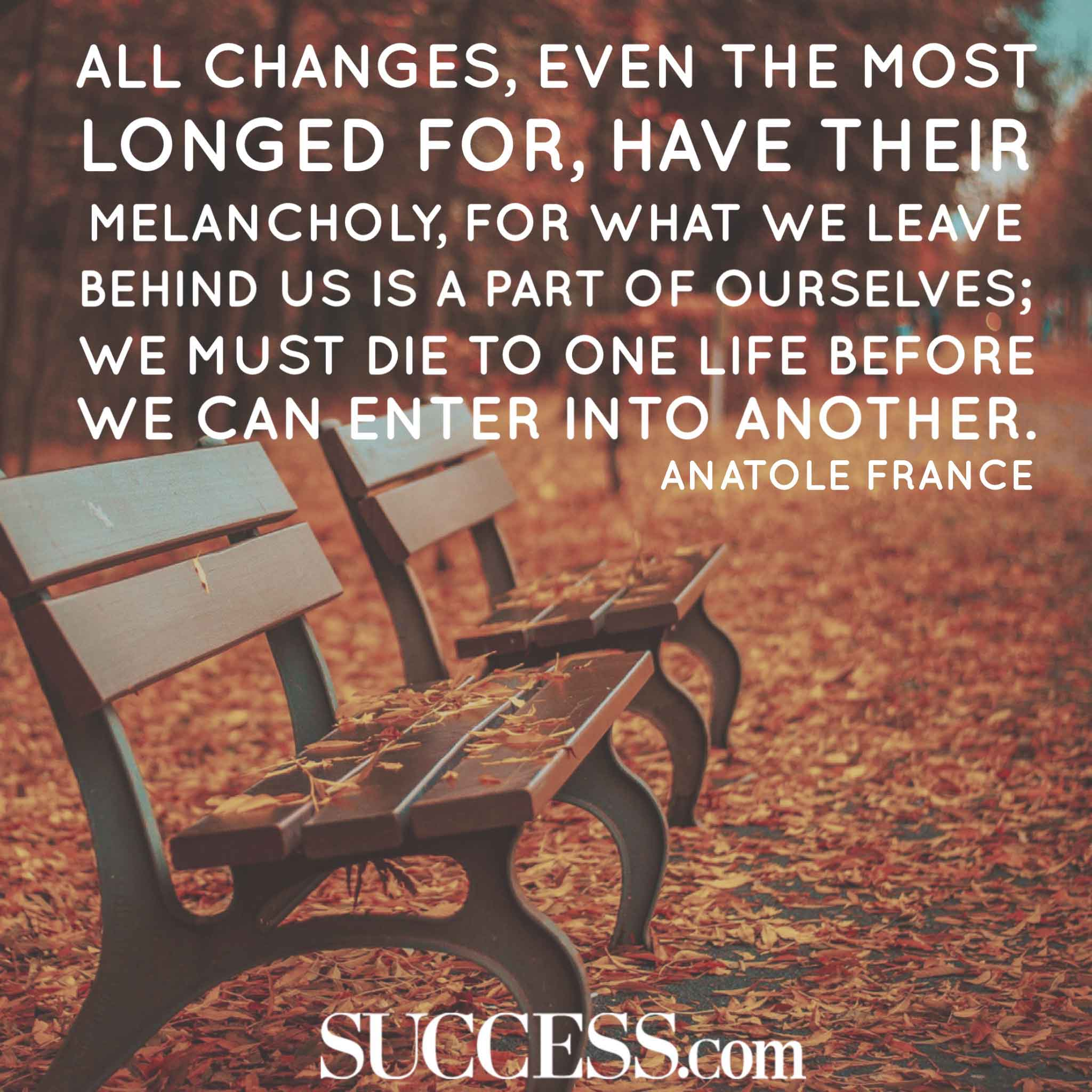 Quotes On Change: 21 Insightful Quotes About Embracing Change