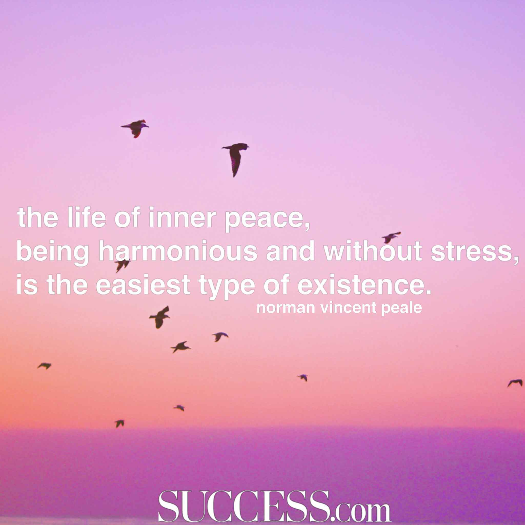 Peace And Quiet Quotes | 17 Quotes About Finding Inner Peace