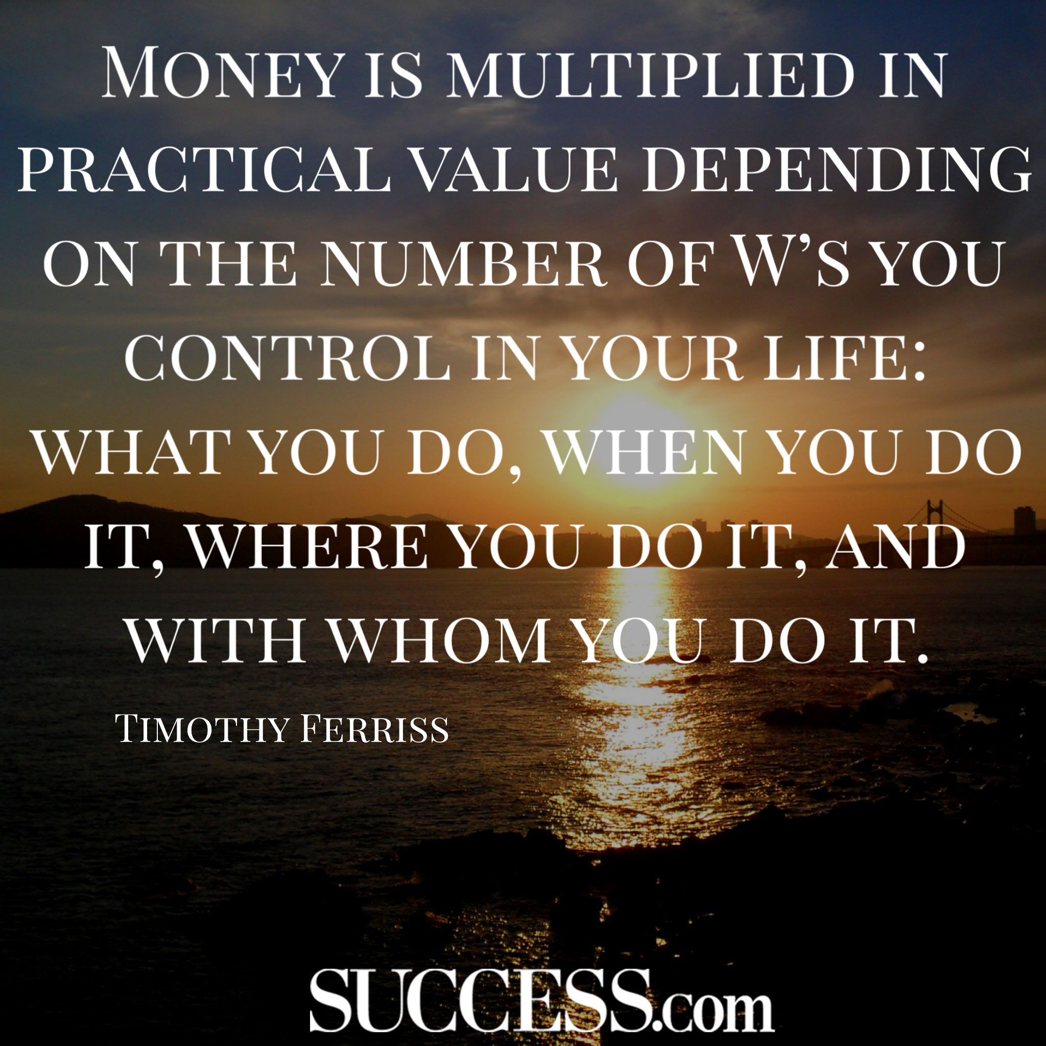 money is the source of happiness in our life