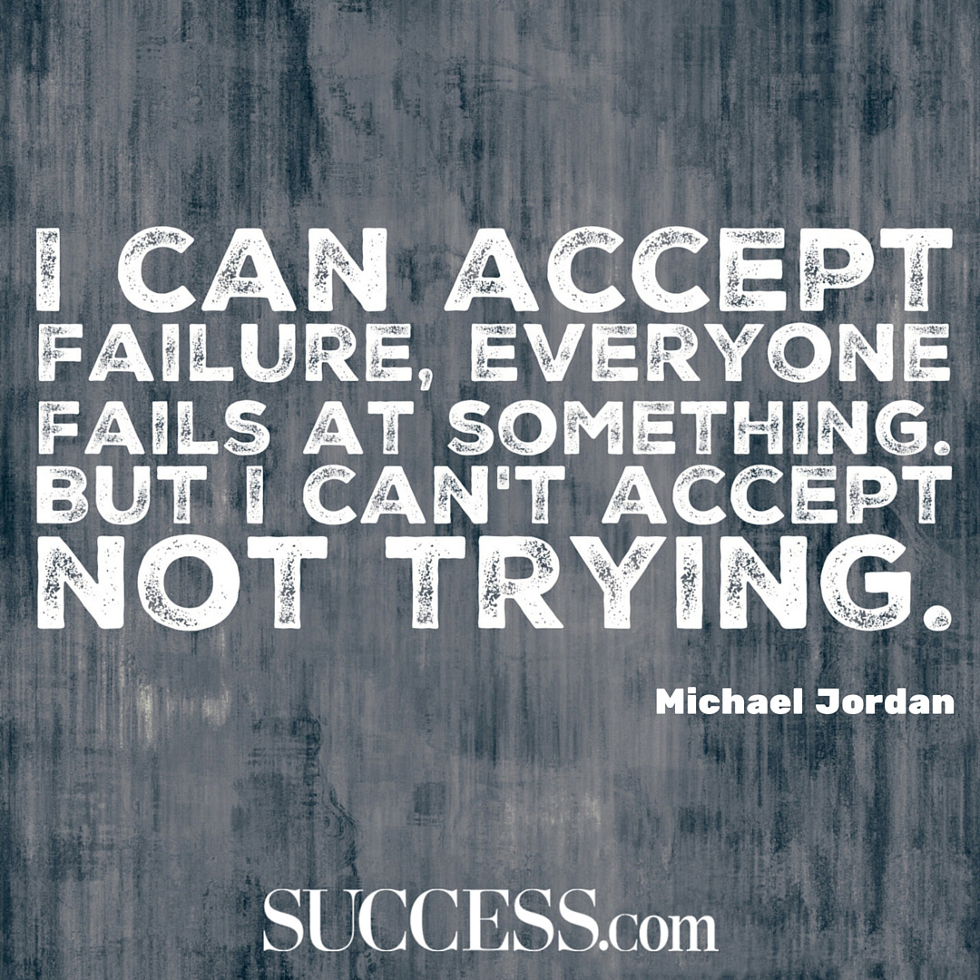25 Best Failure Quotes On Pinterest: 21 Quotes About Failing Fearlessly