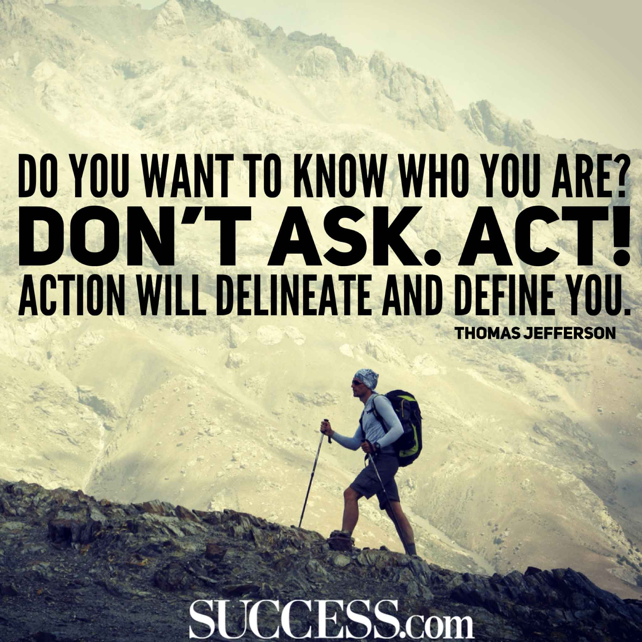 Ready, Set, Go! 13 Quotes to Inspire You to Take Action