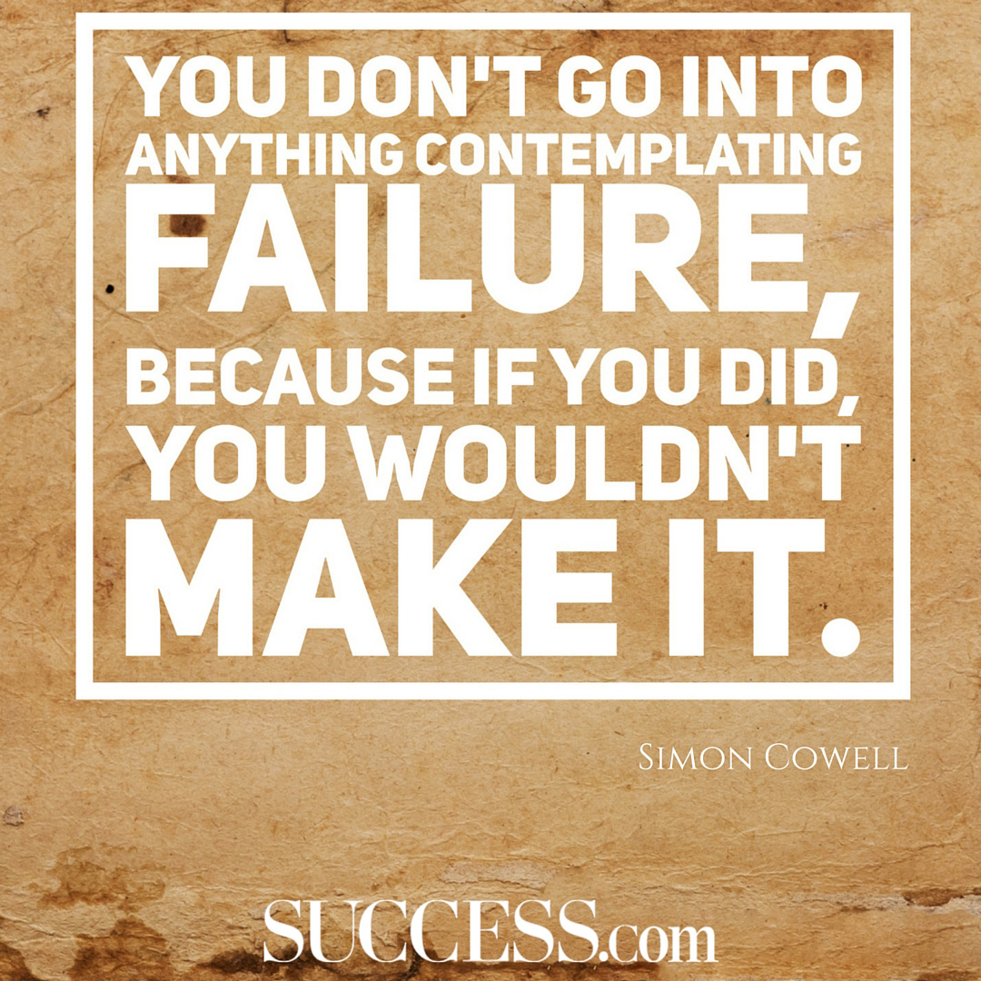 21 Quotes About Failing Fearlessly