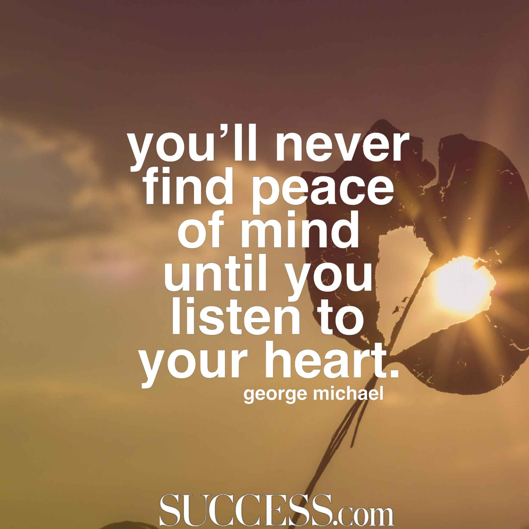 Peace Of Mind Quotes: 17 Quotes About Finding Inner Peace