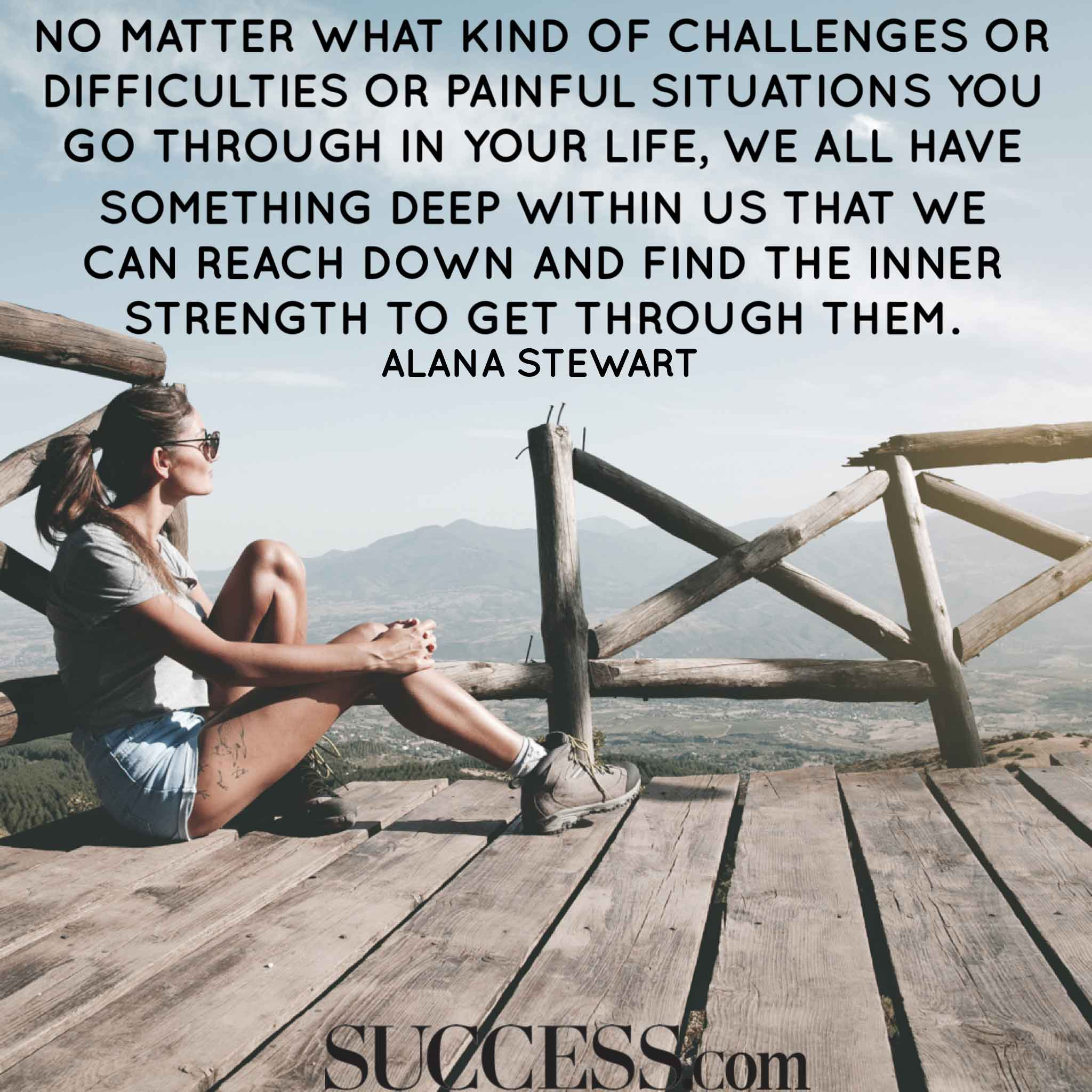 Image of: Quotes Wise Success Magazine 13 Powerful Quotes About Inner Strength