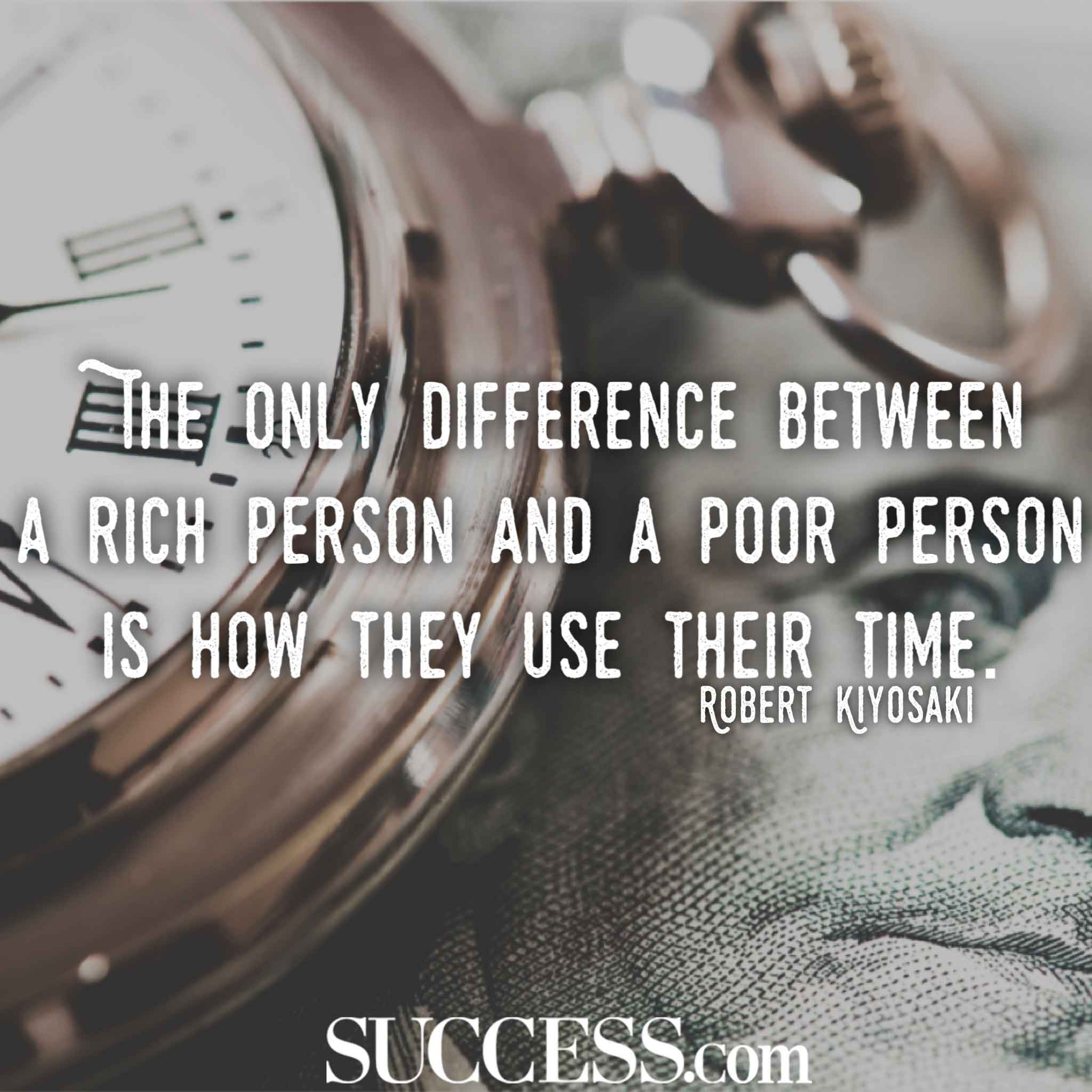 Quotes About The Rich And Poor: 17 Motivating Quotes About Becoming Rich