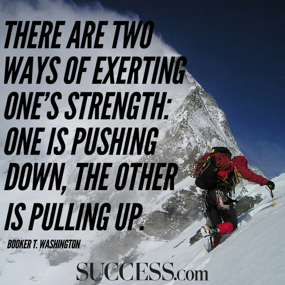 21 Motivational Quotes About Strength