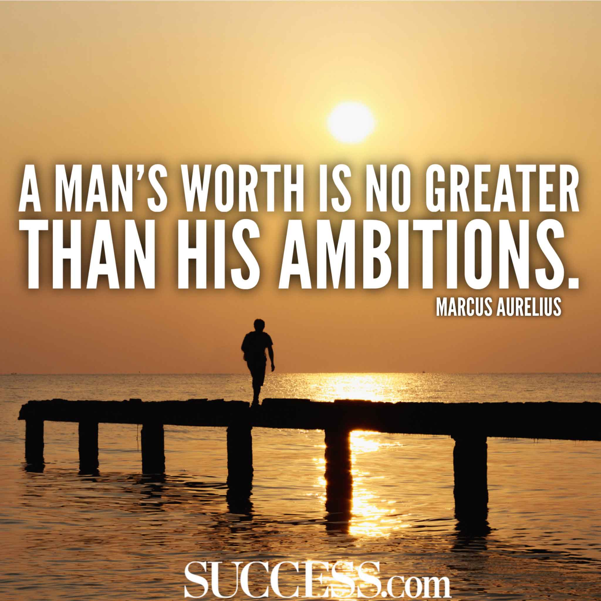 13 Motivational Quotes About the Power of Ambition