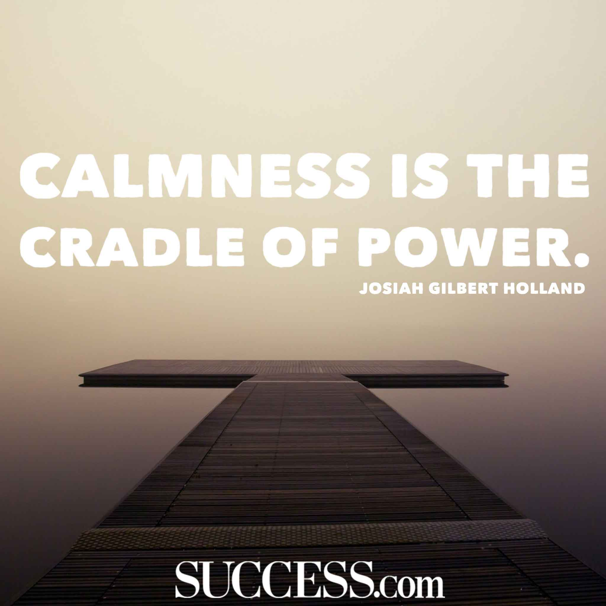 19 Calming Quotes to Stress Less