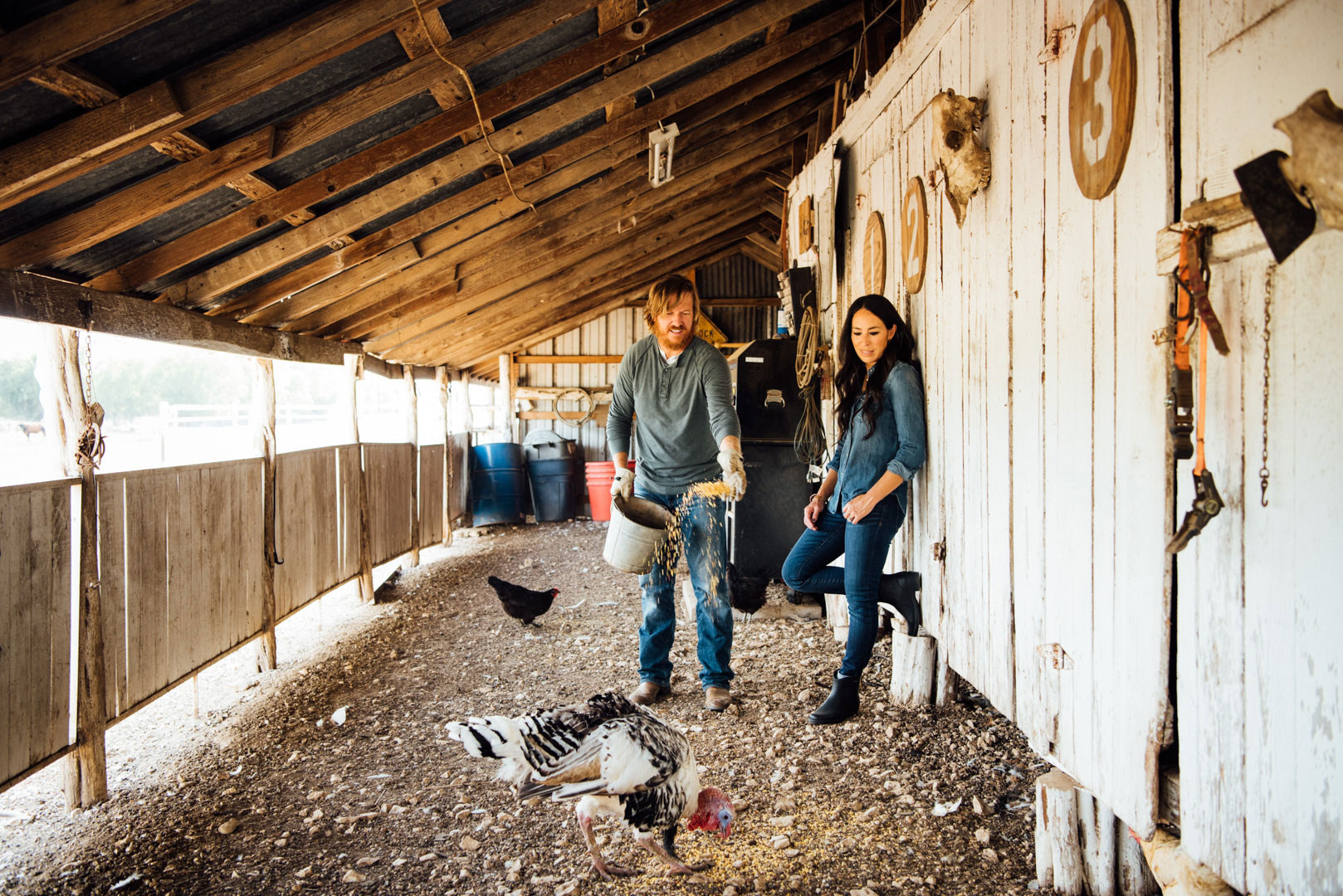 Chip and Joanna Gaines Are Ready to Risk It All