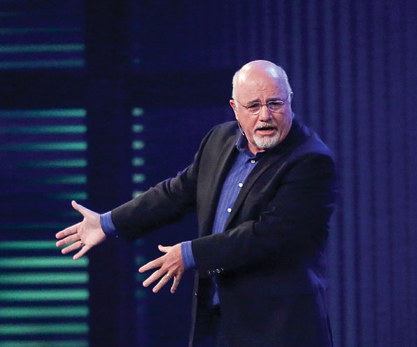 Dave Ramsey Has a Plan for the Rest of Your Life