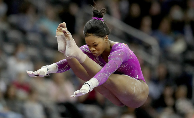 Gabby Douglas Wants More