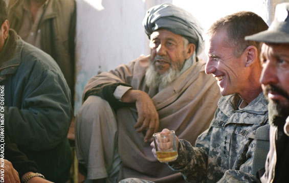 Gen. Stanley McChrystal's Military Rules for Leading Your Business