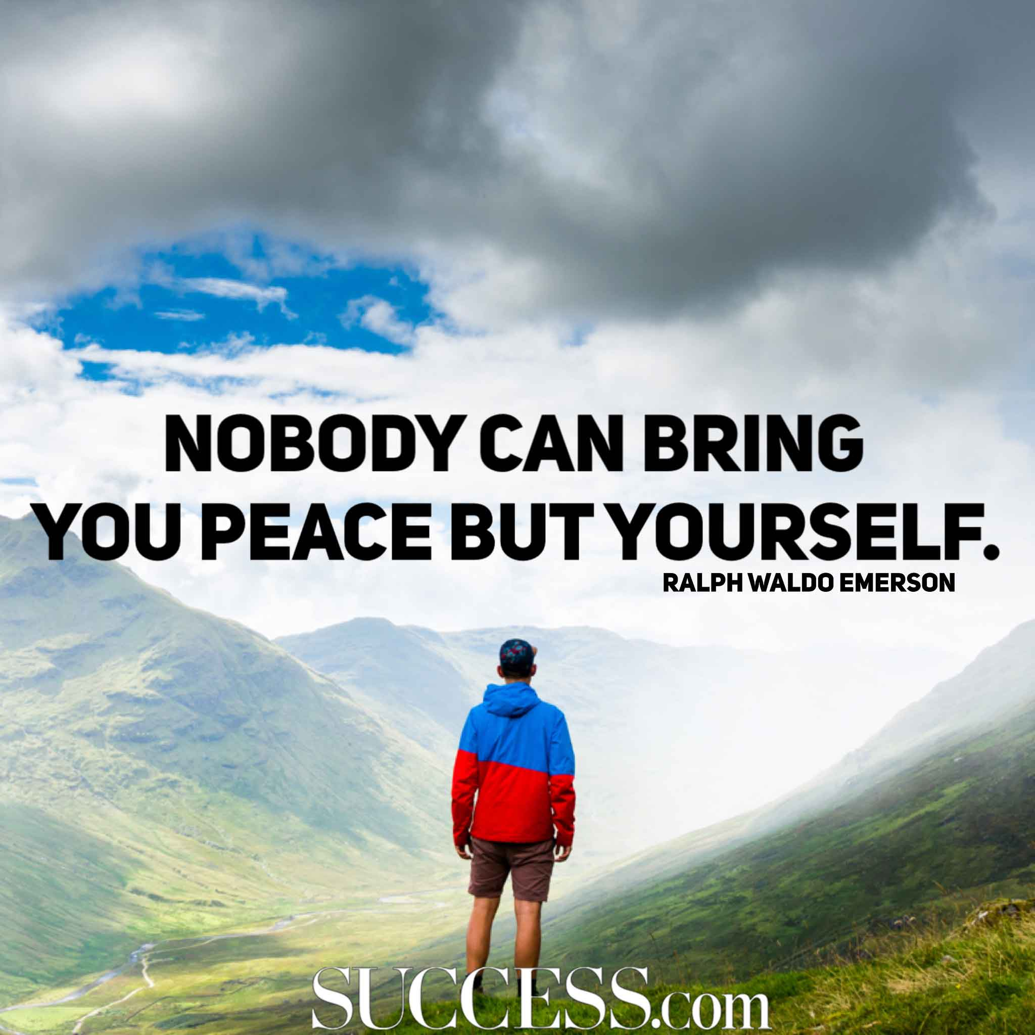 17 Quotes About Finding Inner Peace