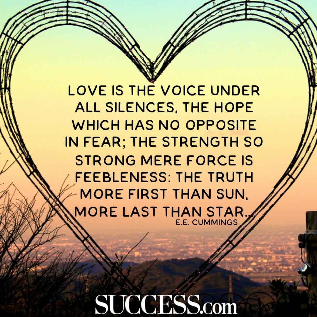 17 Timeless Love Quotes