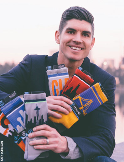 How One Entrepreneur is Keeping Feet Warm, One City at a Time