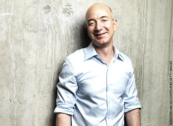 Jeff Bezos | SUCCESS.com