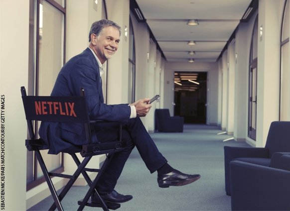 Reed Hastings | SUCCESS.com