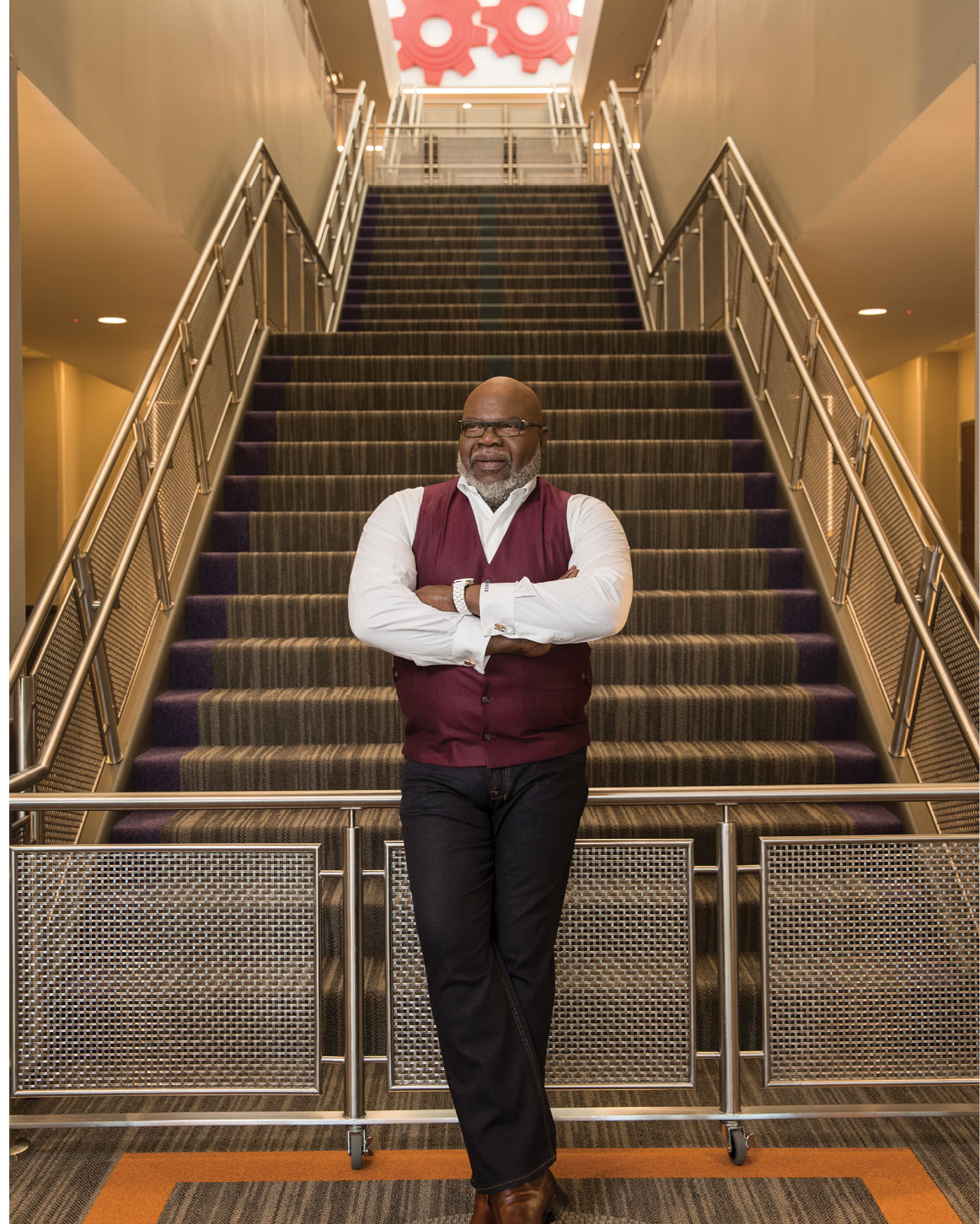 T.D. Jakes Wants You to Suffer