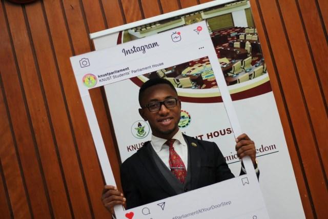 KNUST Students' Parliament House