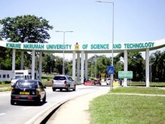 KNUST Admission Requirements For Undergraduate