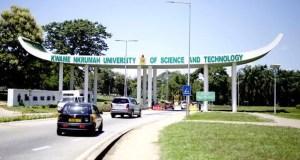 KNUST Admission Requirements For Undergraduate