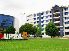 Pictures of UPSA Campus