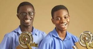 Presec 2020 NSMQ winning-duo gain admission to Ashesi