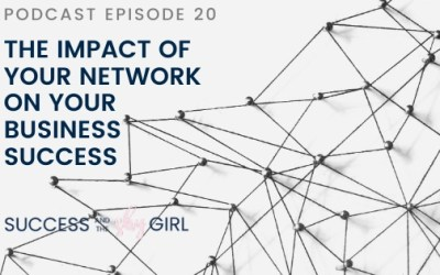 Episode 20 – The Impact of your Network on your Business Success