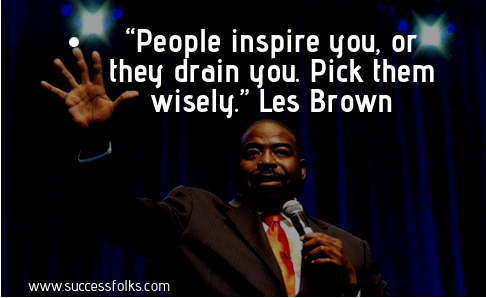 life changing les brown quotes to be successful » SuccessFolks