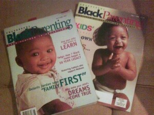 Successful Black Parenting Covers