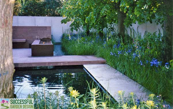 Chelsea Flower Show Display Garden from a few years ago...