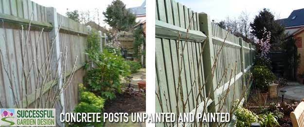 Concrete-fence-post