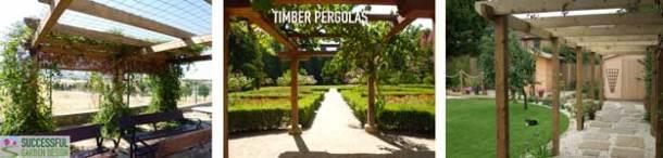 Timber-Pergolas