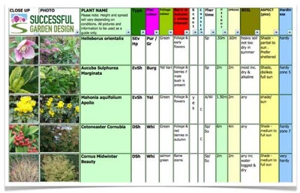 JAN-plants-selection