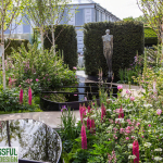 "Modern Materials at the Chelsea Flower Show – ""Take-Home"" Ideas"