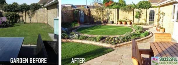 Wide Garden Design – Howard's Garden Update