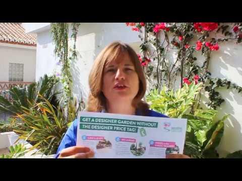 Successful Garden Design Tips – Video 1 – Line it up!