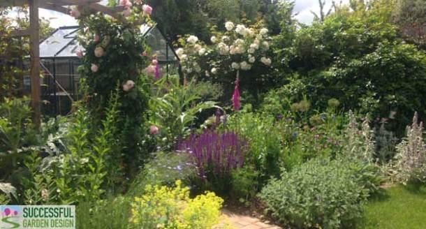 Sam's stunning garden – update