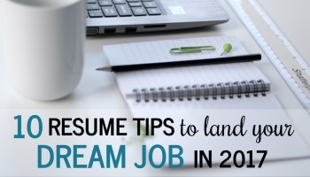 10 tips to land your dream job successfully simple sisters