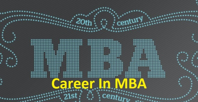 career option after mba