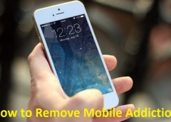 remove mobile addiction in hindi