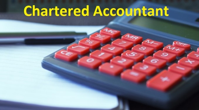 become Chartered Accountant in hindi