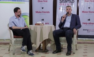Startup Grind Gaza Hosts Tareq Alsaqqa (Saqqa Appliances)