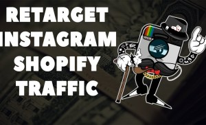 Retarget Your Instagram Shopify Visitors With Facebook