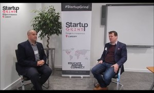 Startup Grind Cardiff hosted Ian Lucey at Special Event