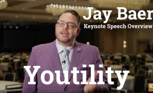 Overview: Youtility – Why Smart Marketing is About Help not Hype – From Keynote Speaker Jay Baer