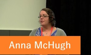 Content Marketing World – Using Data & Organizational Messaging in Content Strategy – Anna McHugh