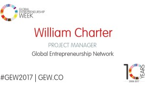 William: What Does GEW Mean to You?