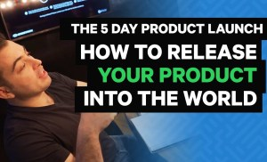 Planet Derek: The 5 Day Product Launch (episode 2)